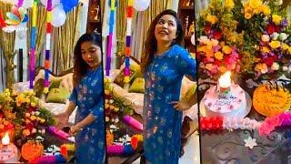 അർച്ചനയ്ക്ക് പിറന്നാൾ സർപ്രൈസ് | Bigg Boss fame  Archana Sueelan Birthday celebration | Vairal Video