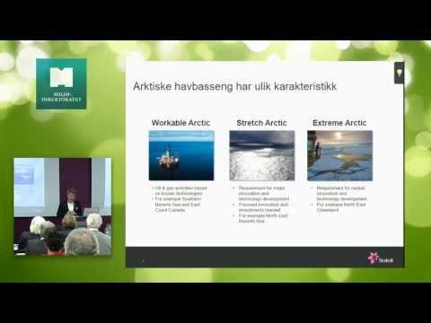 Utfordringer og samarbeid i nordområdene: Lill H. Brusdal, Statoil