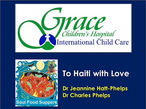 To Haiti with Love - Soul Food Supper B