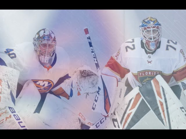 Goaltending: Panthers vs Islanders