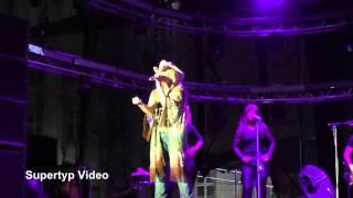 Linz - Kronefest 2015: Anastacia - Cowboys & Kisses