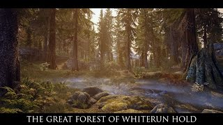 Skyrim SE Mods: The Great Forest of Whiterun Hold