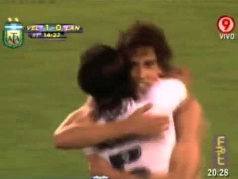 Ricardo Ricky Alvarez - Velez Sarsfield vs Lanus - Apertura 2010