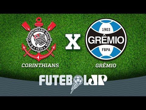 Corinthians 2 x 1 Grêmio - 08/07/2018 - Amistoso