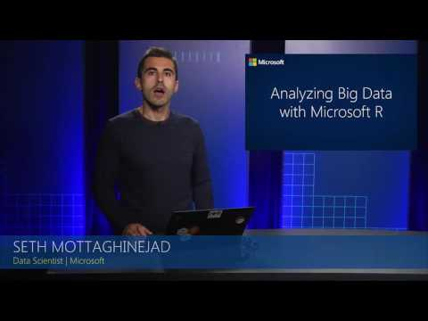 Analyzing Big Data with Microsoft R Server | Microsoft on edX | Course About Video