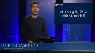Analyzing Big Data with Microsoft R Server | Microsoft on edX | Course About Video thumbnail