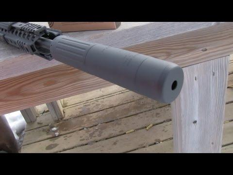 300BLK AAC 762-SDN-6 Suppressor  - Part Deux