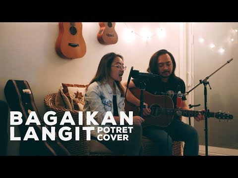 BAGAIKAN LANGIT // Potret (Cover) by  The Macarons Project