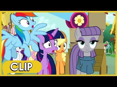 Pinkie Pie Appreciation Day / Where is Pinkie Pie? - MLP: Friendship Is Magic [Season 8]