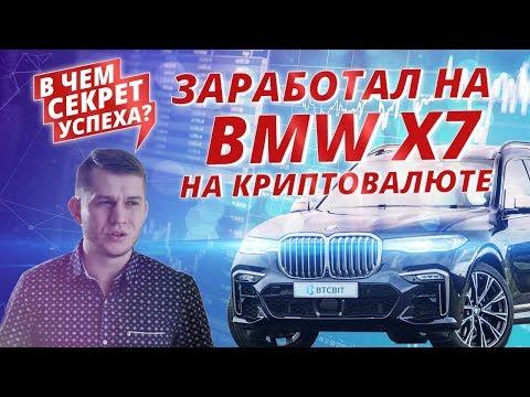 Криптовалюта: Обменник BTCBIT - хакеры, проблемы, успех, BMW X7