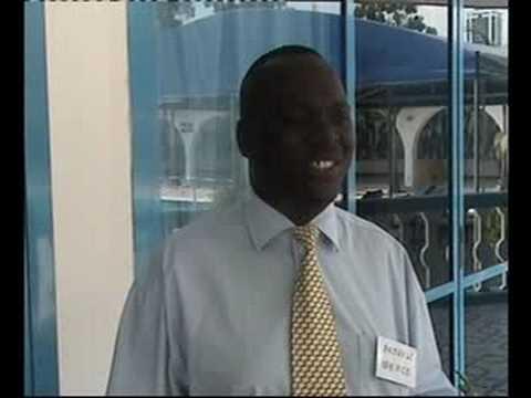 Andrew - from Uganda Health Consumers Association