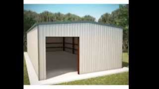 Metal Garage Building Kits| Grab  Metal Garage Building Kits Right Here For All Info