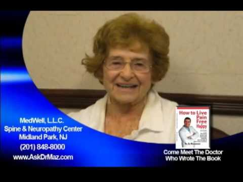 PINCHED NERVE DOCTOR DISC PAIN TREATMENTHACKENSACK WYCKOFF RIDGEWOOD BERGEN COUNTY NORTHERN NJ