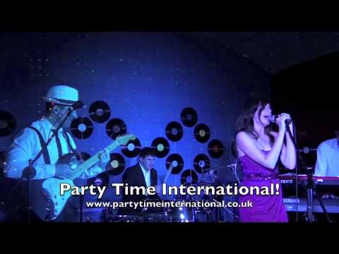 Live Wedding + Events Band Warwickshire, The Midlands - Rolling In The Deep
