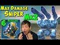 War Robots Deadliest Sniper Mk2 FLUX FURY With Damage Modules Gameplay WR mp3