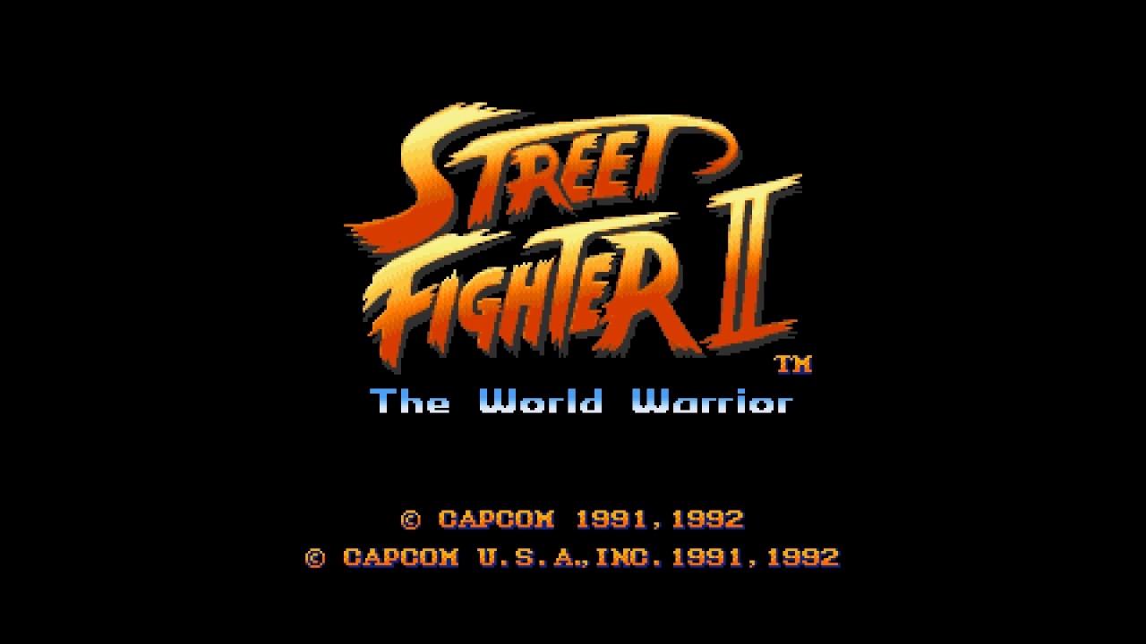 Street Fighter Ii The World Warrior Snes Sfc Bgm 04 Ryu