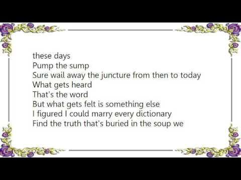 fIREHOSE - What Gets Heard Lyrics