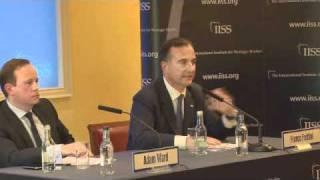 International Security and the Libya Crisis - Franco Frattini
