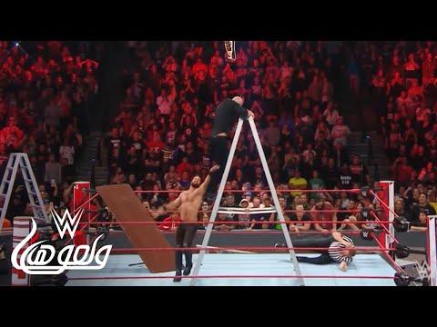 الكل على استعداد لعرض WWE TLC - WWE Wal3ooha, 13 December, 2018