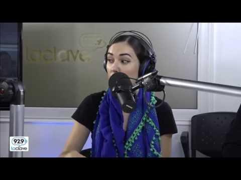 Sasha Grey estuvo en #Enradiados 92.9 FM