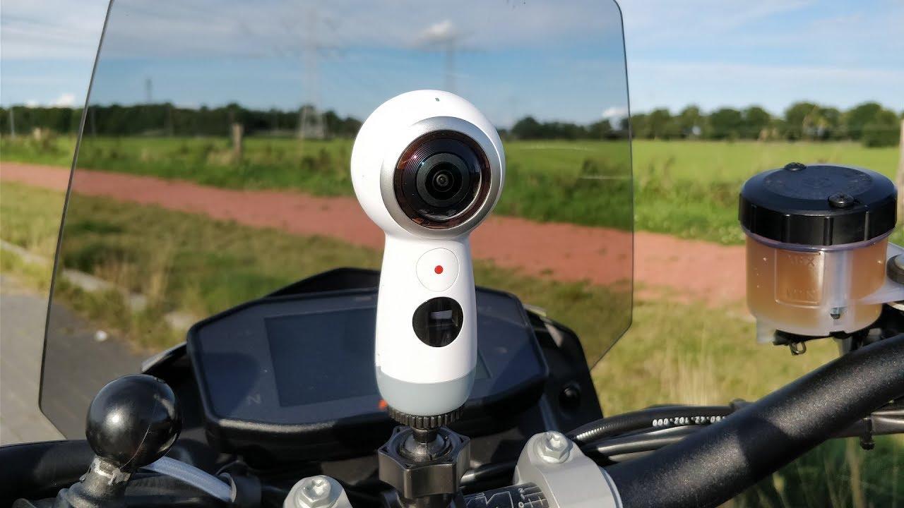 Samsung Gear 360 2017 Im Extrem Test 360 Grad Auf Dem Motorrad