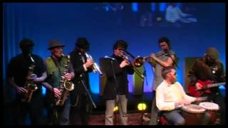 THE VIBRAPHONIC ORKESTRA - Sahara Aaribah on UBlive