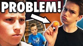 Ninja Kid Secret Problem: Globbles