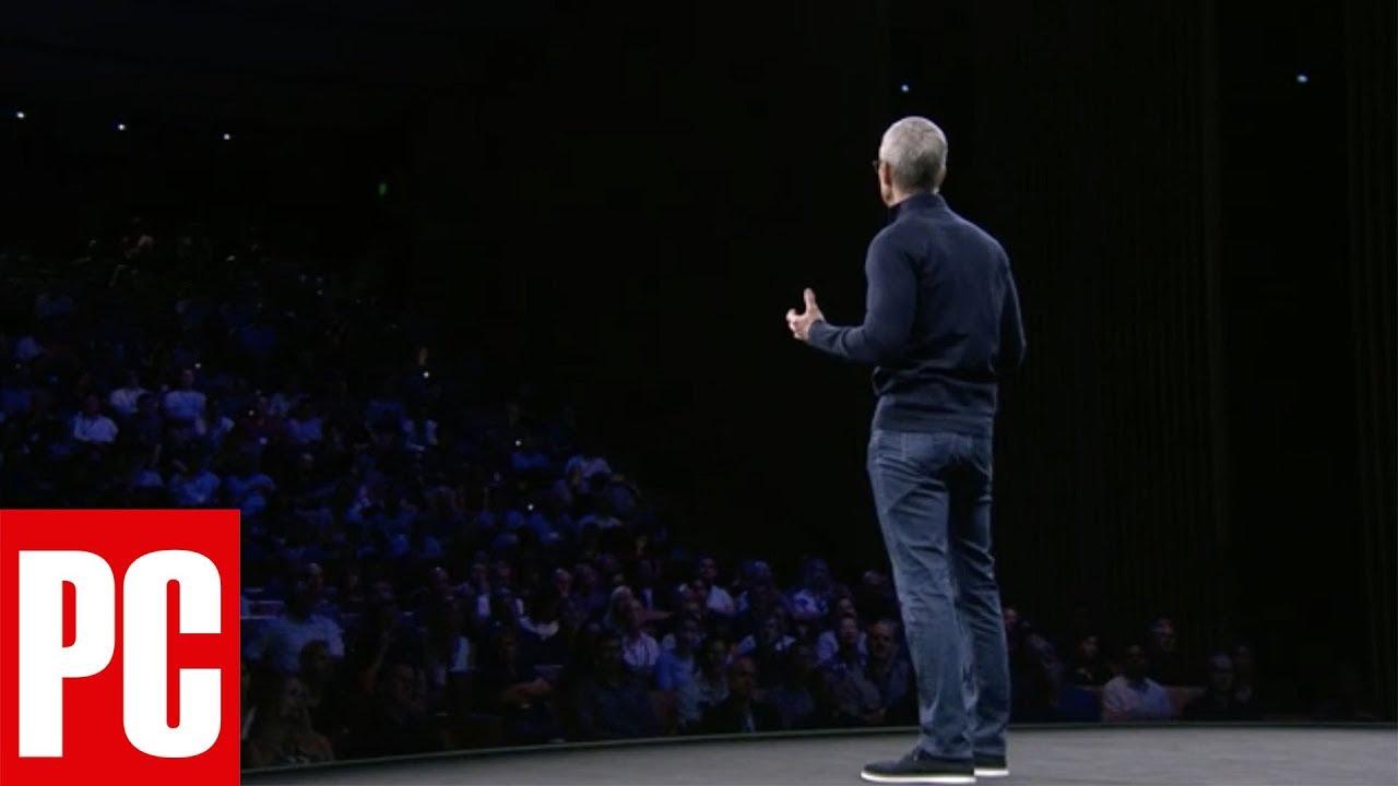 Apple's iPhone X Event