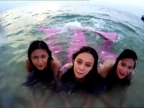 Indah Permata sari & Akina Fathia  '' SANG PUTRI (KITA)''  - Ost. PUTRI DUYUNG MNCTV -  VIDEO CLIP