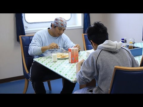 Maritime Training: Living On Board