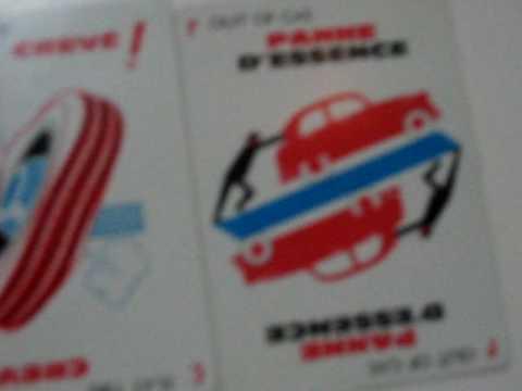 Mille Bornes Card Game Video Tutorial