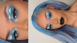 True Colors: Beauty Gurus | How to do the Cloud Eye Makeup