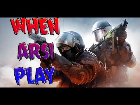 CS:GO - When arsi play #1