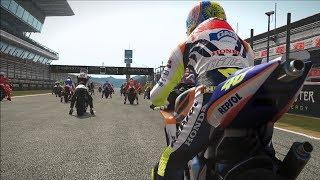 MotoGP 17 - Honda RC211V 2002 - Test Ride Gameplay (PC HD) [1080p60FPS]
