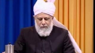 Waqf-e-Nau Ijtima UK 2010-2011 Concluding Session including Speech by Hadhrat Khalifatul Masih V