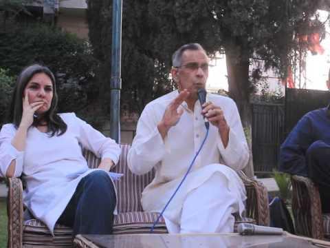 Akbar Zaidi - AWP Political Dialogue: The basis of progressive politics in Pakistan today (1/3)