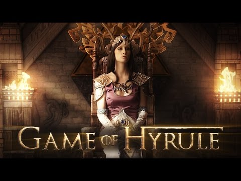 'Game Of Hyrule' Is The 'Zelda' And 'Game Of Thrones' Mashup You Never Knew You Needed