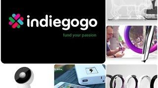 Дайджест новинок IndieGoGo 21.07.14