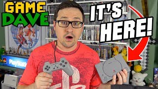 PlayStation Classic Mini - My REAL Thoughts! | Game Dave