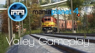 maniaplanet 4 - Valley Gameplay