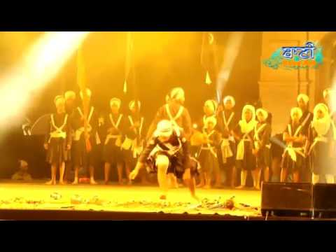 Dashmesh-Nauwan-Akhara-At-India-Gate-On-26-Nov-2016