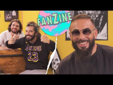 Youtube: Fanzine #21: Médine reprend Booba, Sch, Jul, Soso Maness… avec Waxx & C.Cole
