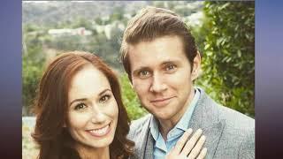 Allen Leech reveals he's engaged to Jessica Herman