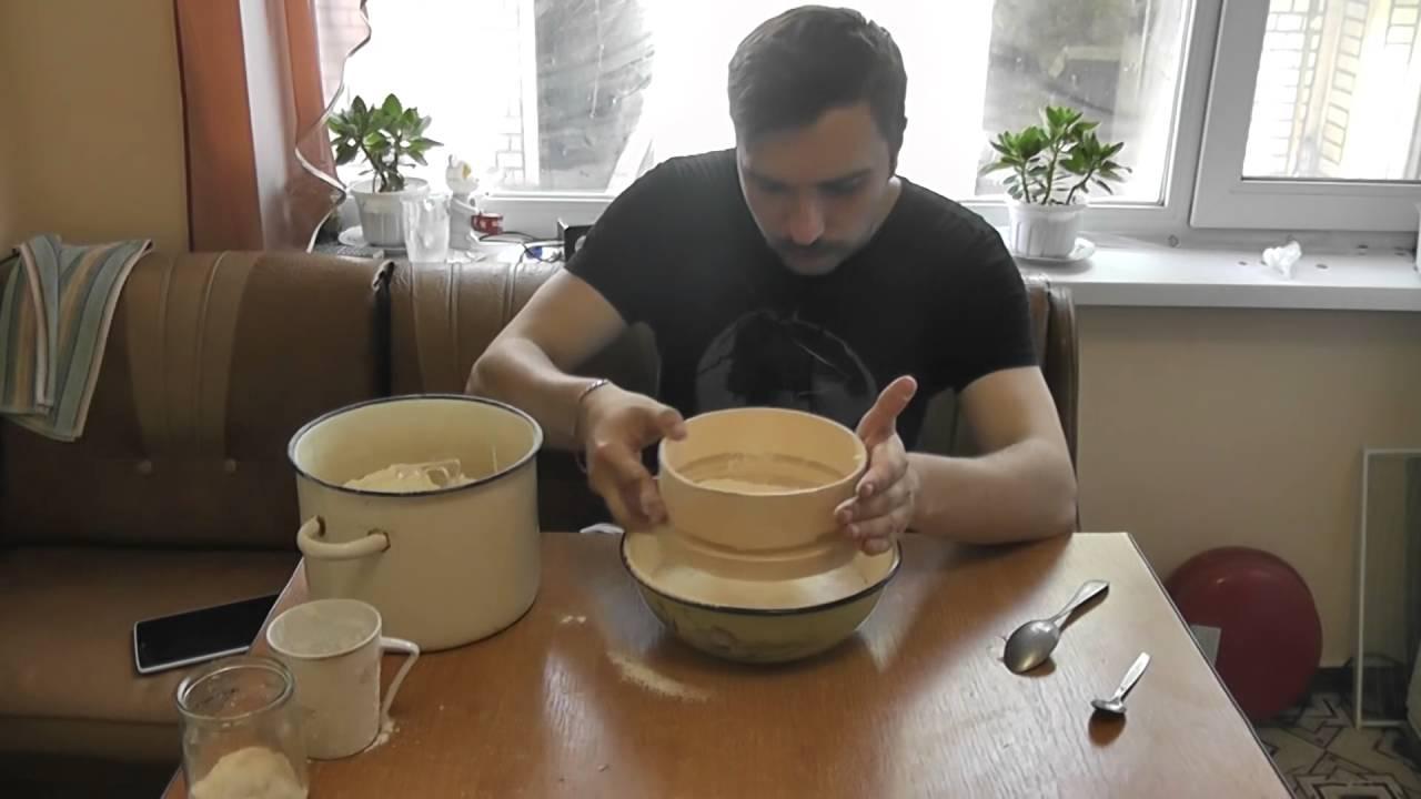 Рецепты хлеб на костре
