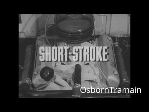 1955 Ford Truck Commercial - Short Stroke - Economy Engines
