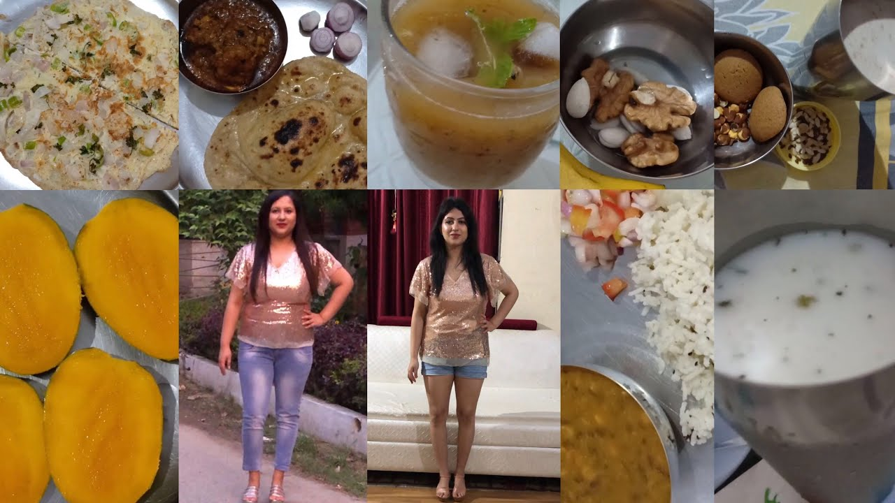 I tried Rujuta Diwekar Weight Loss Diet for a week | Week 38 | Before & After Results | 15kgs lost