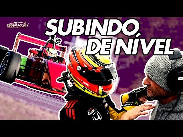 Um Barrichello em um Fórmula vermelho! Os testes de Dudu na USF2000 - Especial #237 | Acelerados