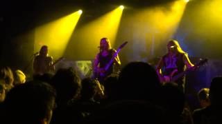 Týr - Blood of Heroes / Another Fallen Brother [Live @ Irving Plaza, NY - 03/28/2014]