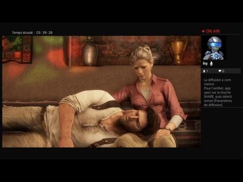 Diffusion PS4 en direct de DRIVERDRIFT14 uncharted 3
