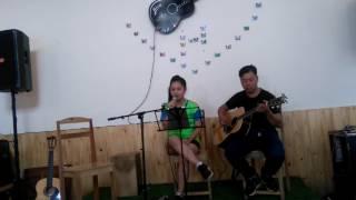 Hot Đông Nhi - guitar aucoustic ( hivu aucoustic)